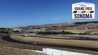 Friday at the 2018 INDYCAR Grand Prix of Sonoma