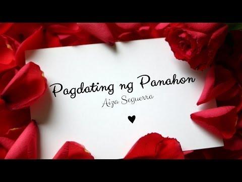 Pakisabi na lang aiza seguerra pagdating ng panahon lyrics translation