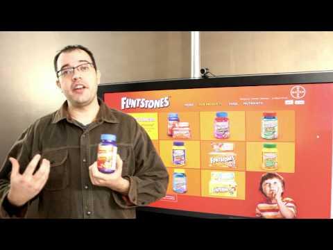 HyperVitaminosis: Flintstones Kids Vitamins Aren't Candy