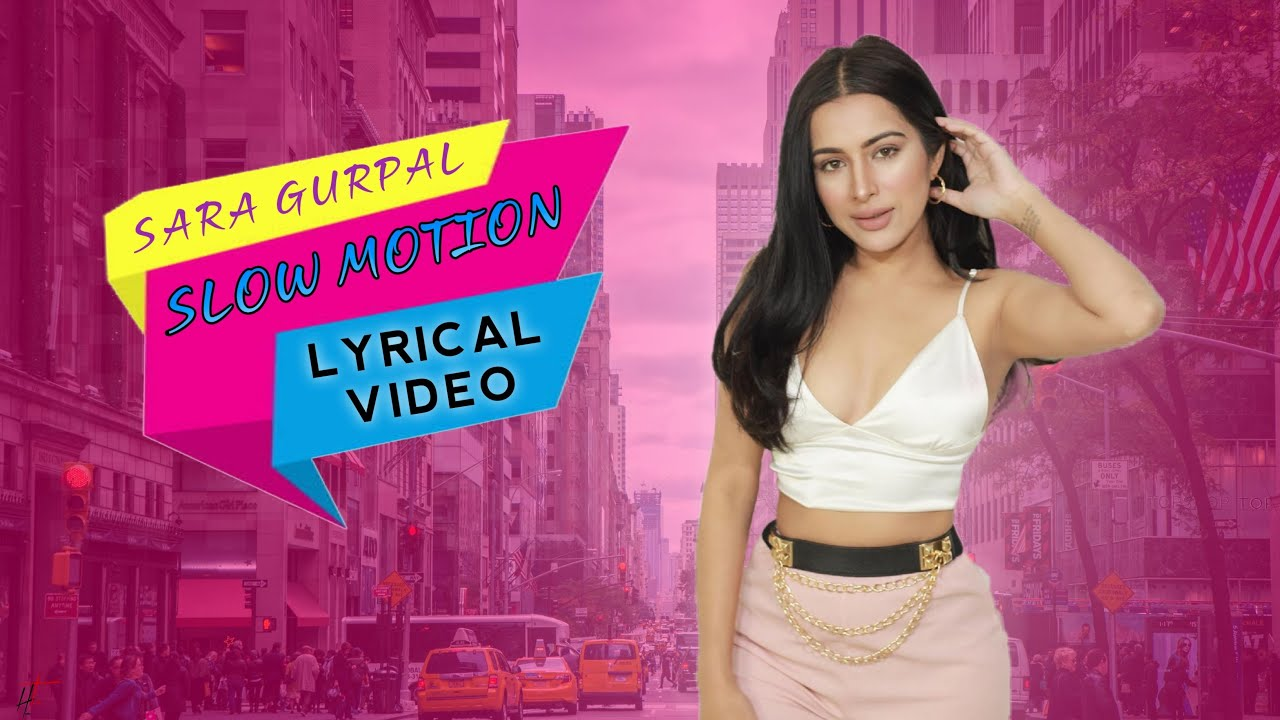 Download Sara Gurpal - Slow Motion (Played on Bigg Boss 14) | Rox A | Jimmy Kaler |  New Punjabi Song 2020