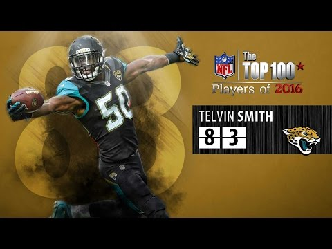 #83: Telvin Smith (LB, Jaguars) | Top 100 NFL Players of 2016