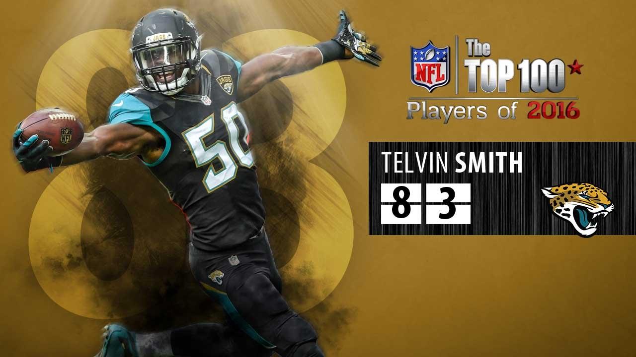 83 Telvin Smith LB Jaguars