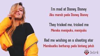 Download Mp3 Mad At Disney - Salem Ilese  Lyrics Video Dan Terjemahan