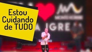 Mateus Pereira - Estou Cuidando De Tudo (Ministração na Igreja Monte Horebe) thumbnail