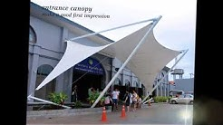 Specialize  in Creative Design Of Fabric Architecture, Tensile Structures, Canopies-Shadeco Tensile