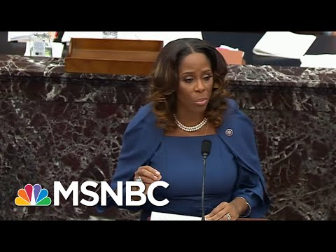 New Permit Evidence Shows Trump White House Role In Sending Mob To Capitol | Rachel Maddow | MSNBC
