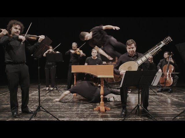 Concerto for Strings in B-flat major, RV 167 - allegro /#dancerevolution: parkour