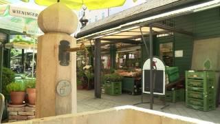 Marktbrunnen am Grünmarkt HD Salzburg AG TV