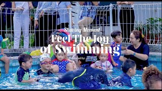 Smartmama: Sharing Moment: Feel the Joy of Swimming!