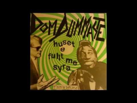 Dom Dummaste - Dom Knarkar
