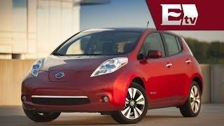 Ya está disponible en México el vehículo eléctrico, Nissan Leaf / Dinero