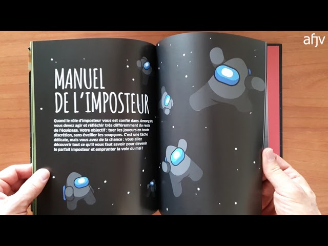 Among Us - Le guide de l'imposteur (non officiel)