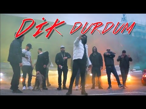 Myndless Grimes (A68) x Diyar Pala - Dık Durdum [Music Video] HD