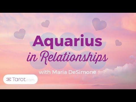 Aquarius In Relationships & In Bed