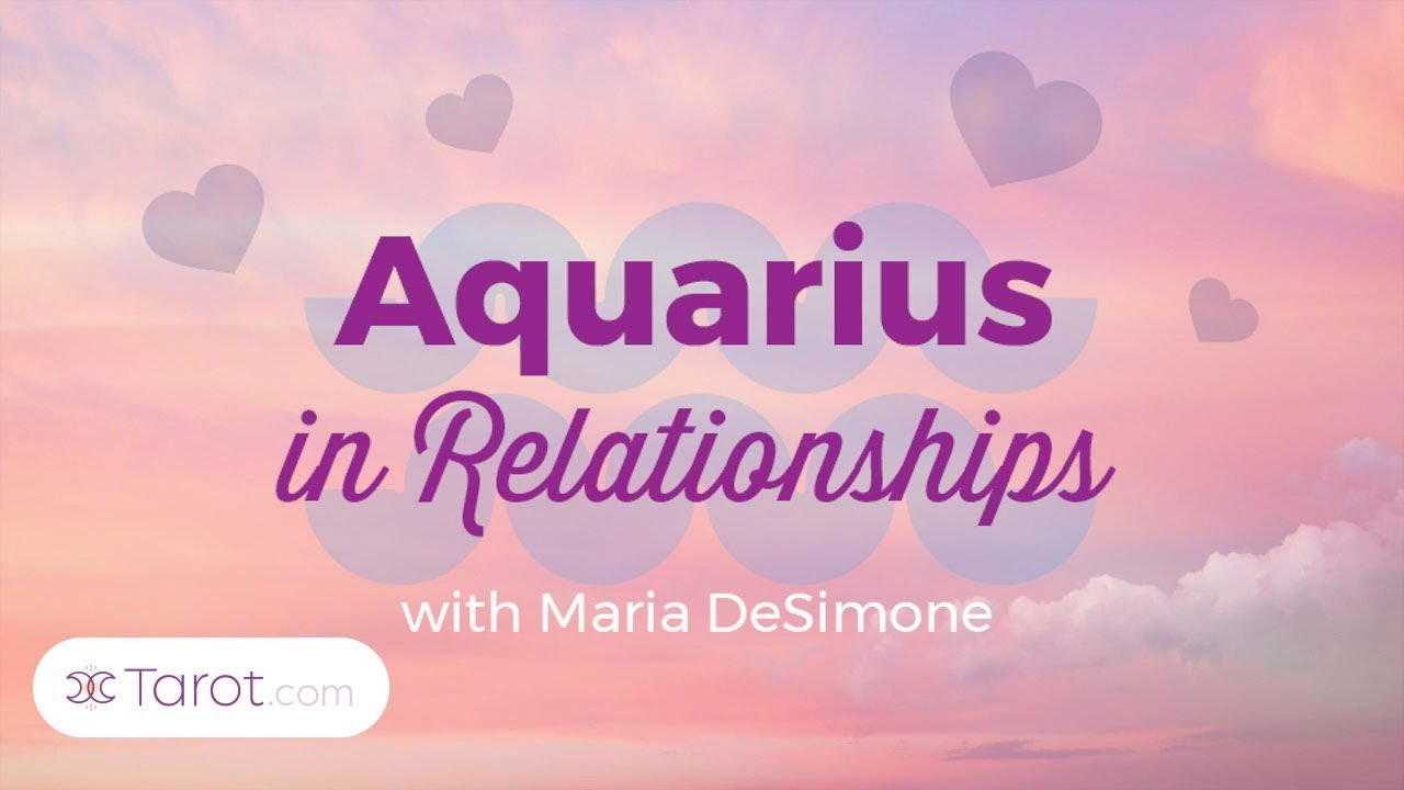 Aquarius in Relationships & in Bed: Friendly, Conversational, and Unique