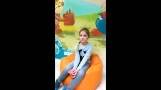 Видео отзыв пациентки детской стоматологии