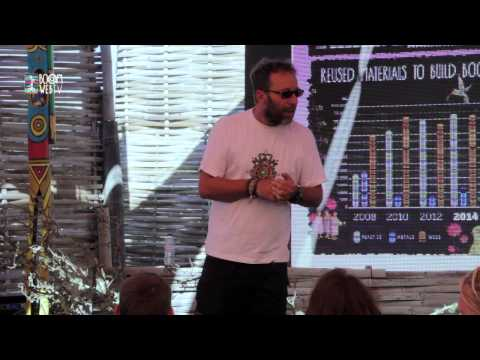 Boom Festival 2014 - Keeping It Real! Sustainability In Large Scale Events