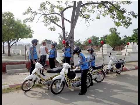 myanmar police force