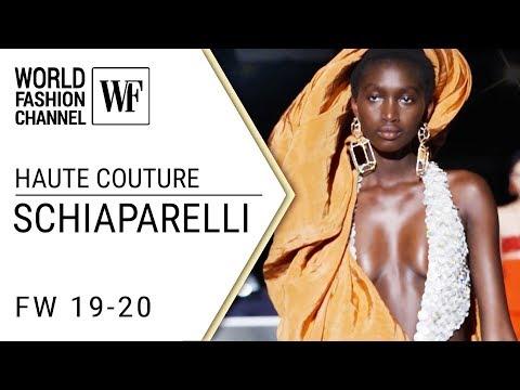 Schiaparelli Haute Couture Fall-winter 19-20