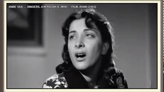 Video ANBE VAA … SINGERS, A M RAJAH & JIKKI … FILM, AVAN (1953) download MP3, 3GP, MP4, WEBM, AVI, FLV September 2019