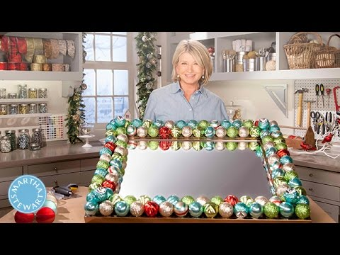 Martha Christmas Decorations
