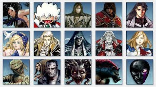 Super Smash Bros. Ultimate - All Castlevania Spirit Battles