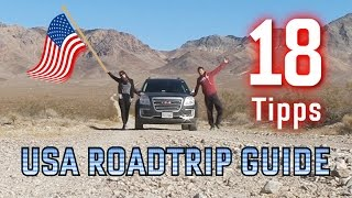 USA Roadtrip Guide - 18 Tipps & Tricks für deine Reise durch Nordamerika!