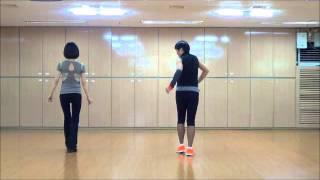 One Way Ticket Line Dance (Beginner Level)