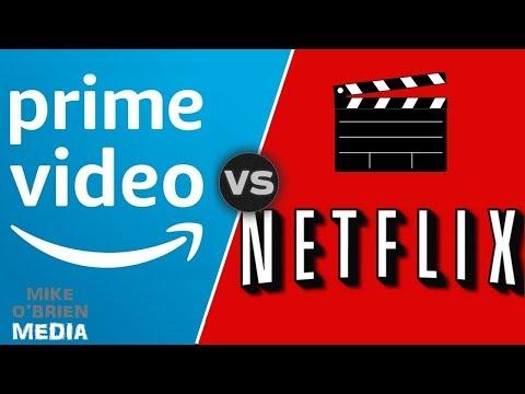 Netflix vs Amazon Prime Video (Honest Review)