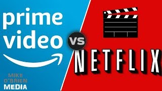Netflix vs Amazon Prime Video (Honest Review)
