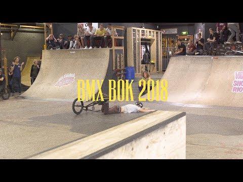 ONWIES KNALLEN BMX BOK 2018