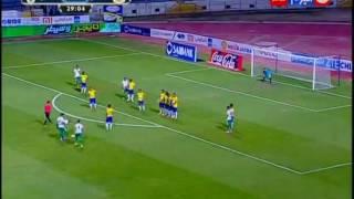 كأس مصر 2016 - تسديدة رائعة من اللاعب