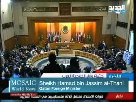 Mosaic News - 09/13/11: Arab League Offers Hollow Rhetoric o