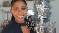 dfdb7b6b78a9 Holiday Home Decor Haul 2016 I HomeGoods & Pier 1 Imports I Chelsey  Washington - Duration: 10 minutes.