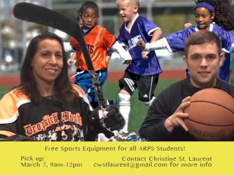Sports Equipment Donation PSA