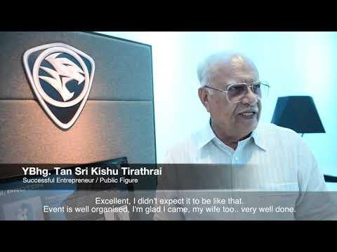 Proton X70 Klang Valley Exclusive Preview