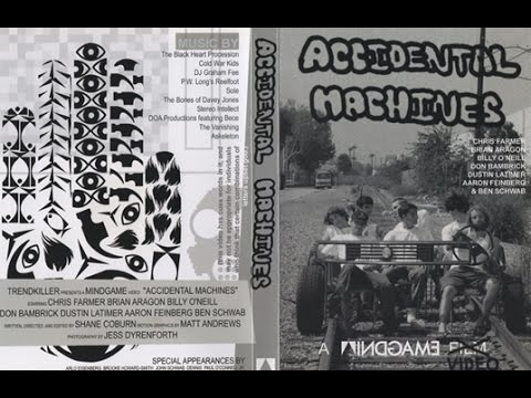 Accidental Machines Mindgame || 2006 - Full DVD