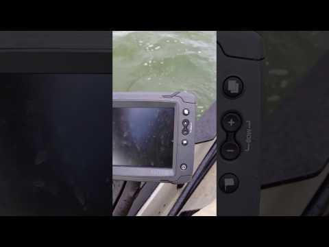 Lowrance Screen Flicker Problem