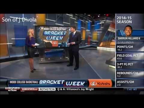 Allie LaForce CBS Sports Network
