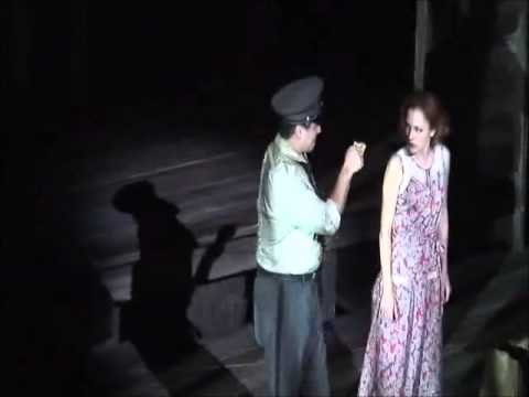 Bonnie & Clyde Act 1 Finale Scene (Raise a Little Hell & This World Will Remember Us)