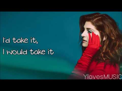 Meghan Trainor  Kindly Calm Me Down Lyrics