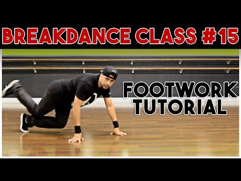 How To Breakdance Class #15|  by Bboy Unique | Footwork Tutorial