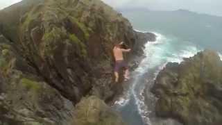 夏威夷跳懸崖