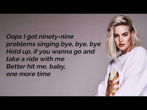 2002 - Anne Marie (Lyrics)
