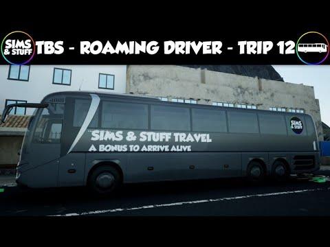 Tourist Bus Simulator  |  Roaming Driver  |  Gran Tarajal To Antigua   |  Tourist Bus Friday |