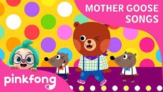 Teddy Bear | Mother Goose | Nursery Rhymes | PINKFONG Songs for Children