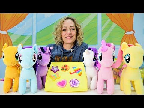 Video für Kinder - Nicole macht Plätzchen für My Little Pony