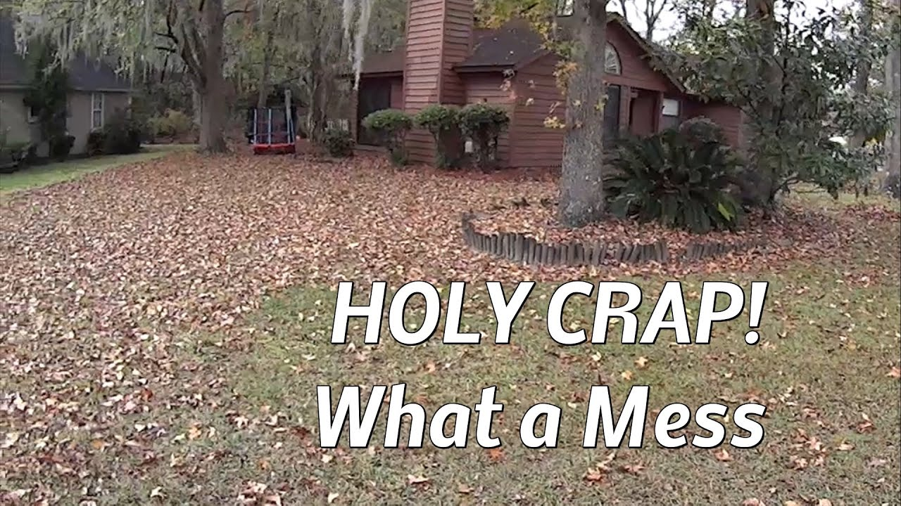 How Does Cross X Blade Mowing Work For Mulching Leaves