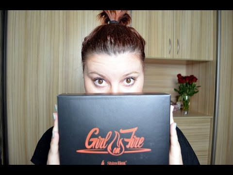 Shinybox Girl on Fire - zawartość i recenzja