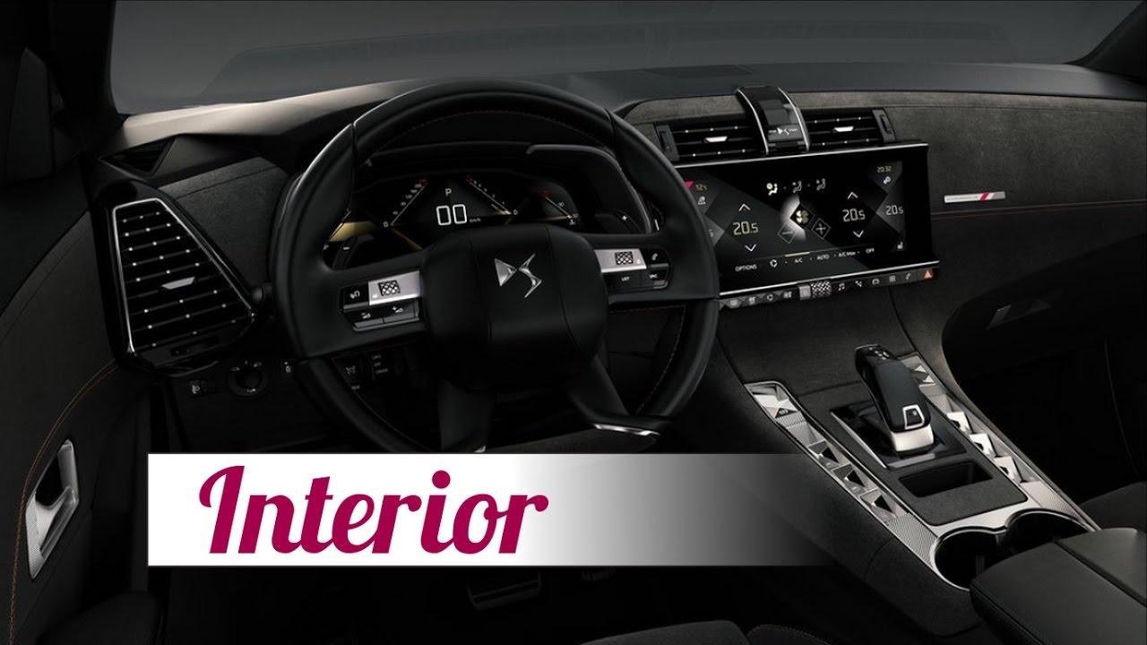 hot 2018 ds 7 crossback interior automagz racing youtube. Black Bedroom Furniture Sets. Home Design Ideas